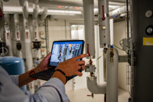 Steuerung Wärmepumpen-Boiler
