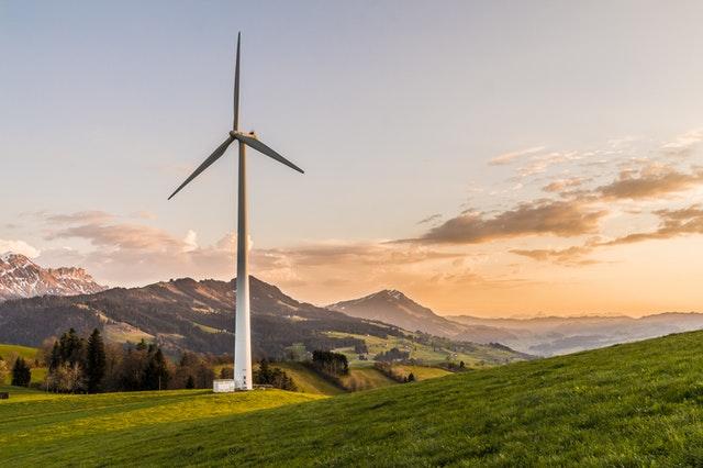 Nachhaltige Energie für 2000-Watt-Gesellschaft