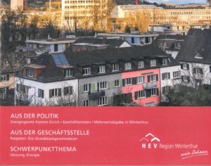 Titelbild Publireportage zur Heizungssanierung im Wohneigentümer (02.0.2021)